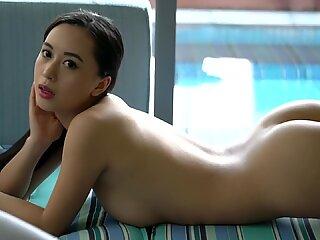 Christine (Huang Ke) - TuiGirl off the hook No.004
