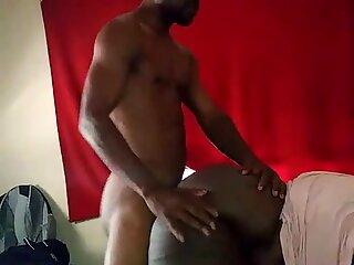 Black guy fucking big fat grandma
