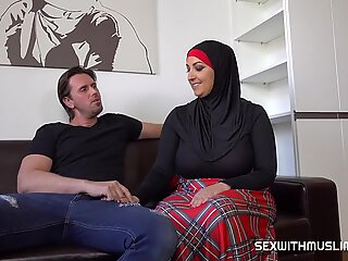 StepMother Experience Cum In Her Ass