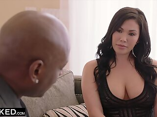 BLACKED Anal Sex With My Boss To Get Ahead