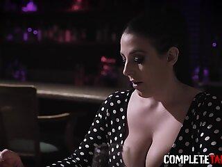 Dirty taboo slut deep throats
