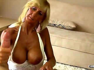 Dirty Granny Hand Job Full Uncut Version with cum shot