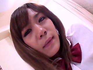 Drenched Vagina Cutie Nozomi Kahara (Uncensored JAV)