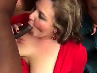 BBW Wife Loves BBC (Short Clip)