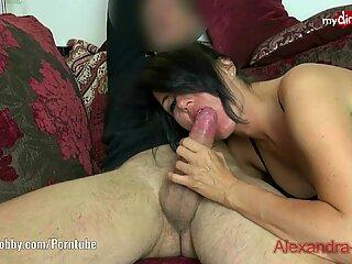 My Dirty Hobby - Alexandra-Wett riding that Dick