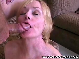 Granny Loves The Act Of Blowjob